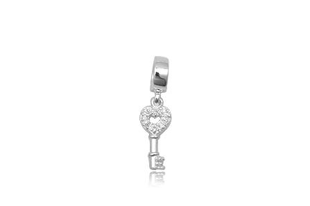 Pandantiv Model Cheita Din Argint