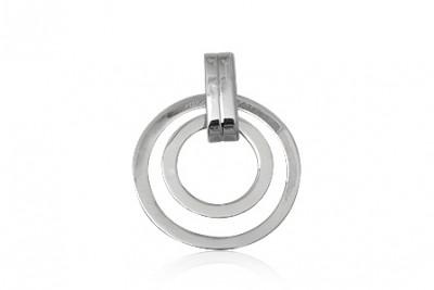Pandantiv din argint cu cerculete