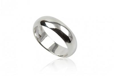 Verigheta rotunda din argint