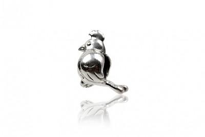 Pandantiv din argint pasare