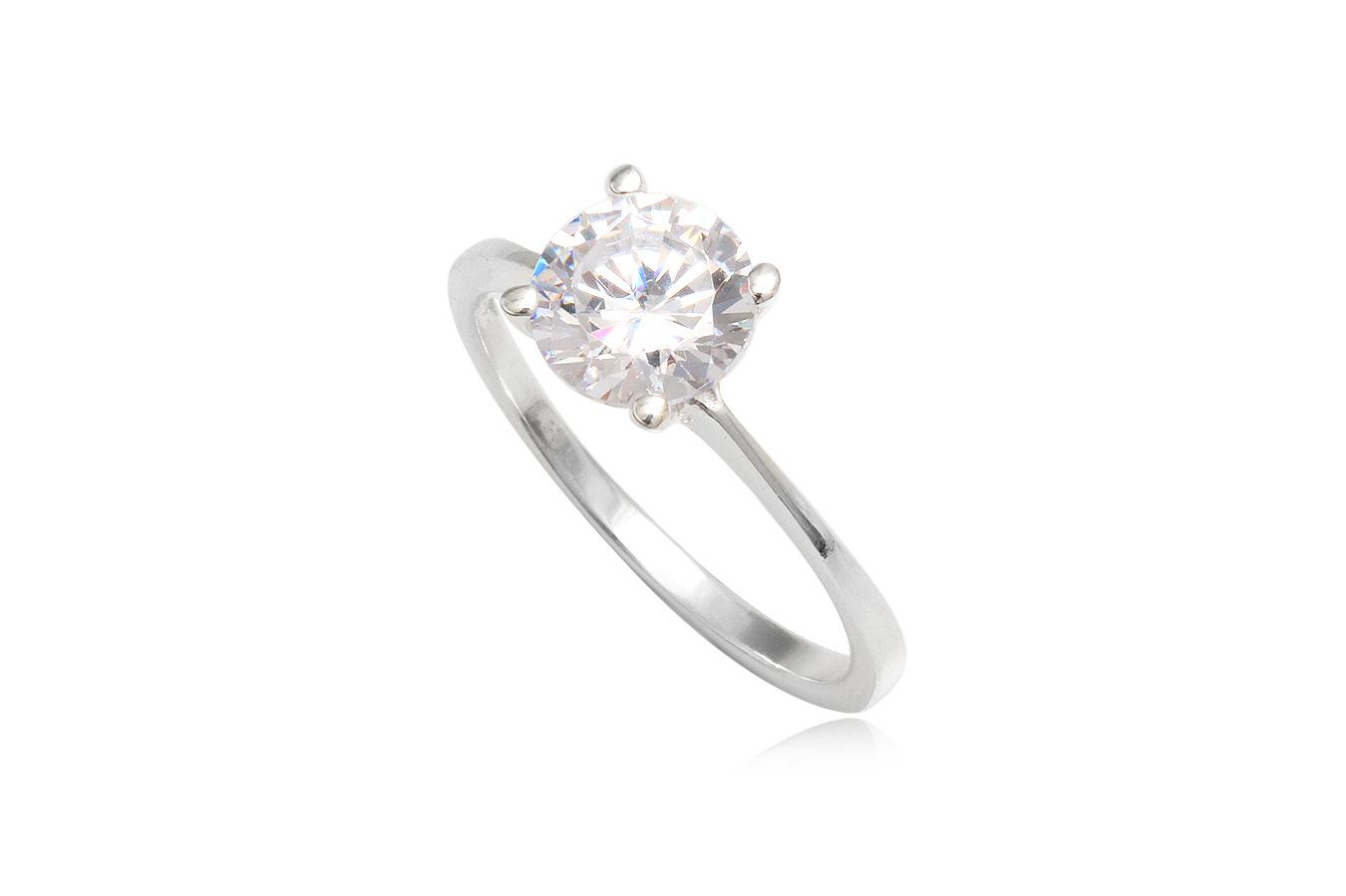 inel de logodna clasic