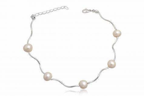 bratara delicata cu perle