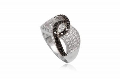 Inel din argint 925 cu design special