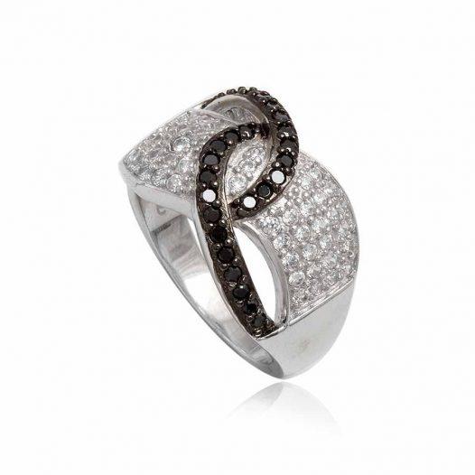 inel din argint model special