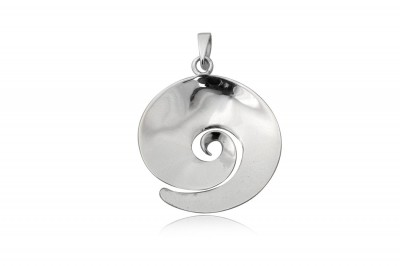 Pandantiv din argint Spirala Magica