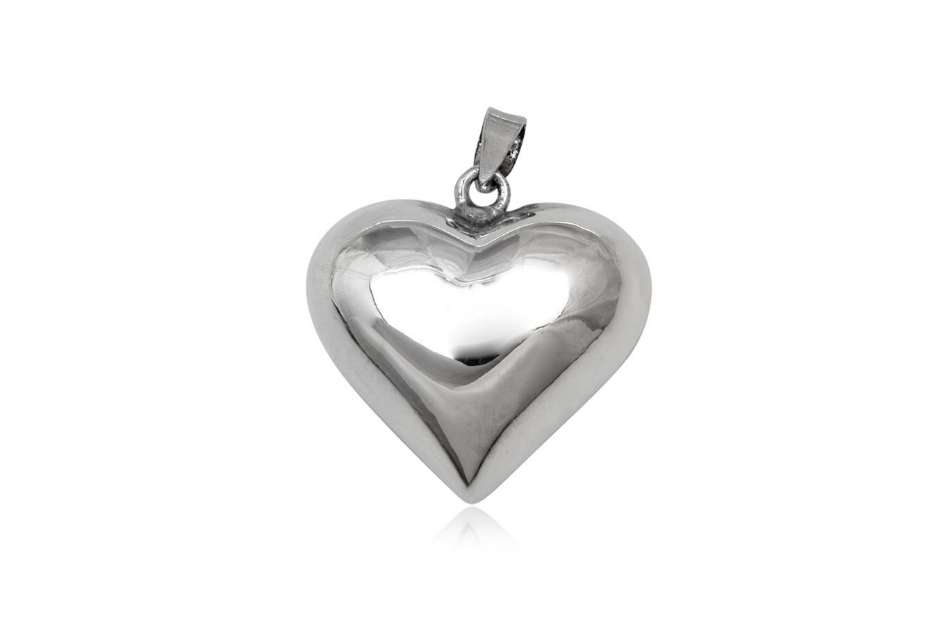 pandantiv inima stralucitoare