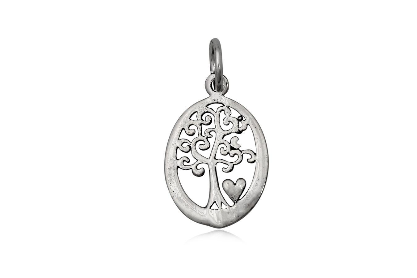 pandantiv argint copacul vietii