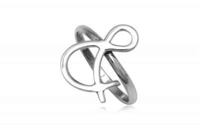 Inel din argint cu simbol And