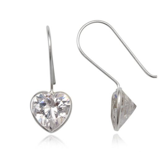 cercei sclipiri de diamant