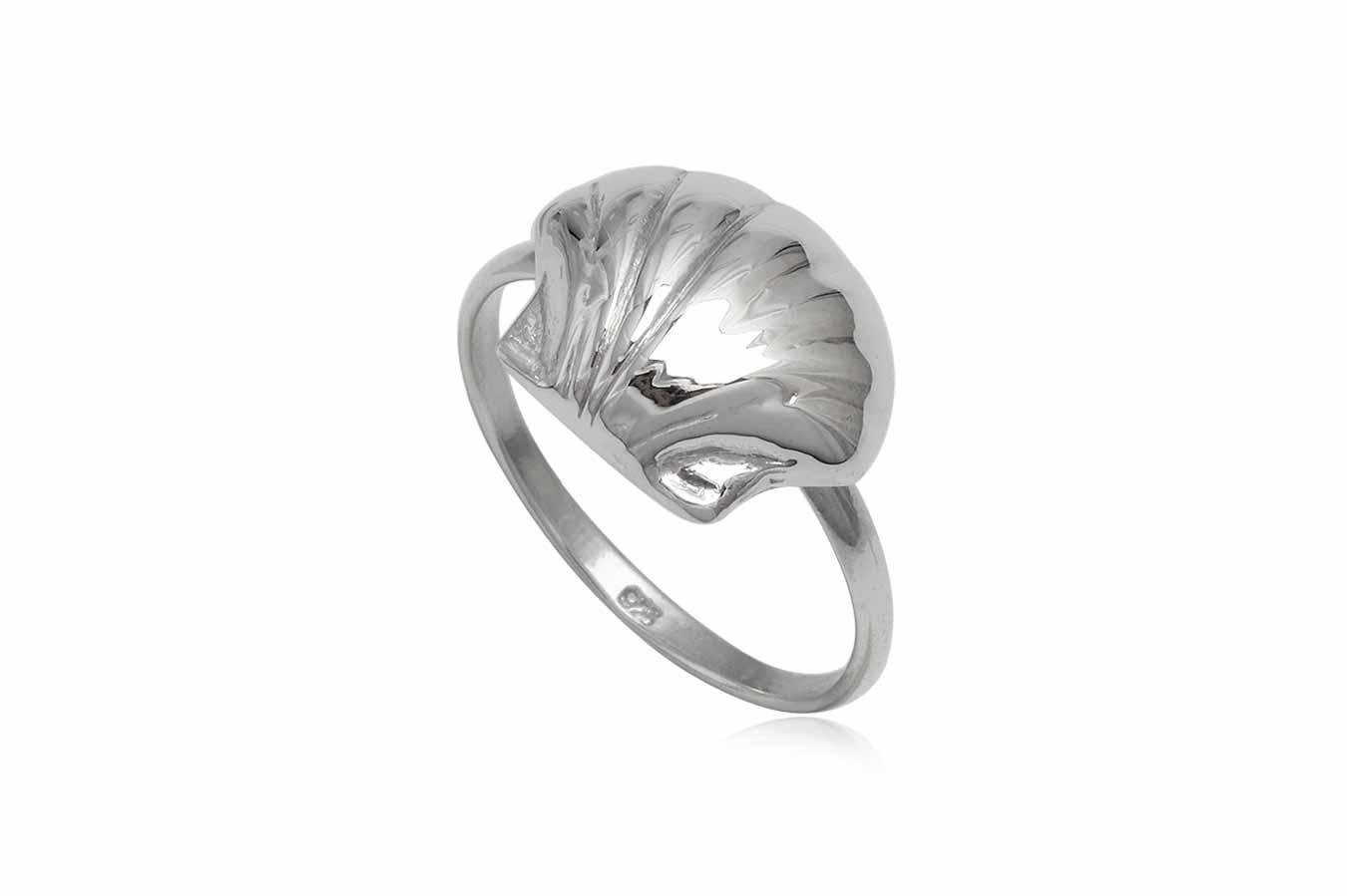 inel scoica din argint