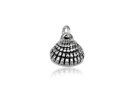 pandantiv scoica delicata argint