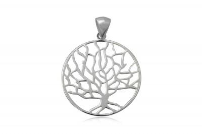 Pandantiv din argint Arborele Vietii
