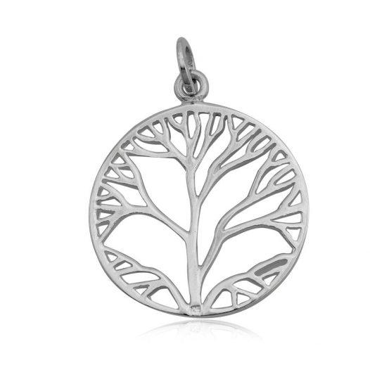 pandantiv copacul vietii stilizat