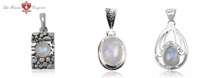 bijuterii cu piatra lunii