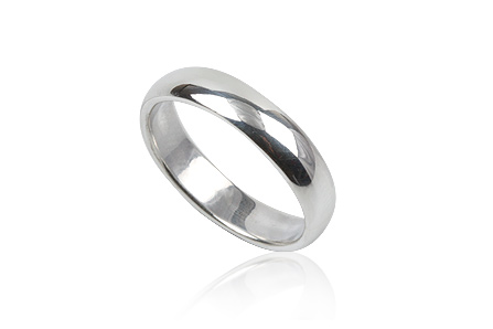 Verigheta Clasica 5mm Din Argint
