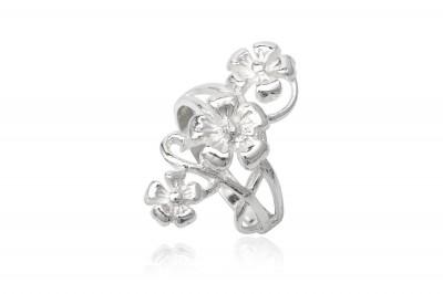 Inel Flori superbe din argint 925