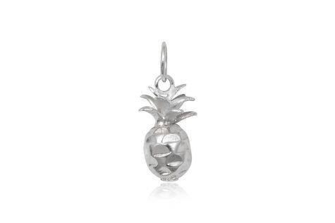 pandantiv ananas din argint