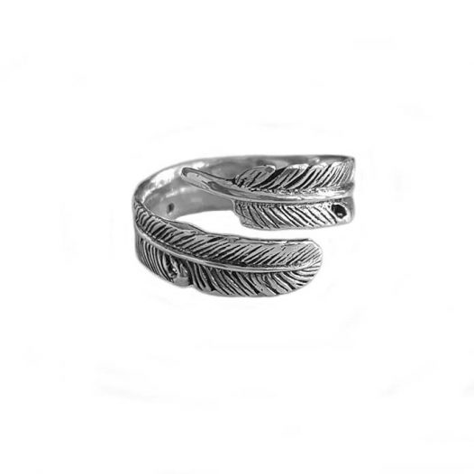 inel model pana din argint
