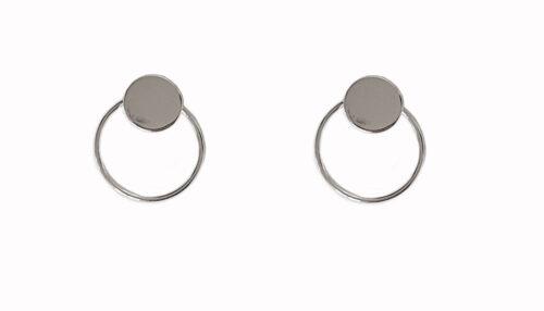 cercei cercuri diferite argint