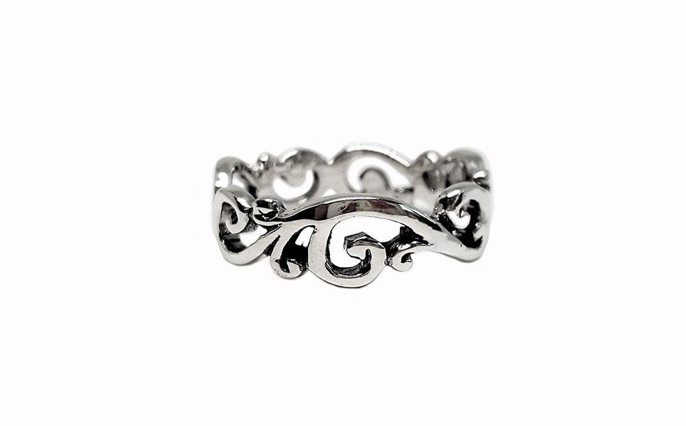 verigheta argint model celtic