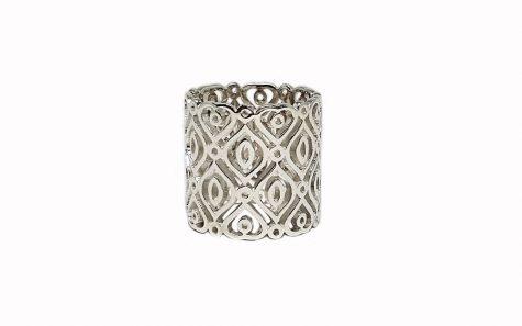 inel masiv din argint