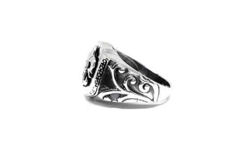 inel de argint pentru barbati