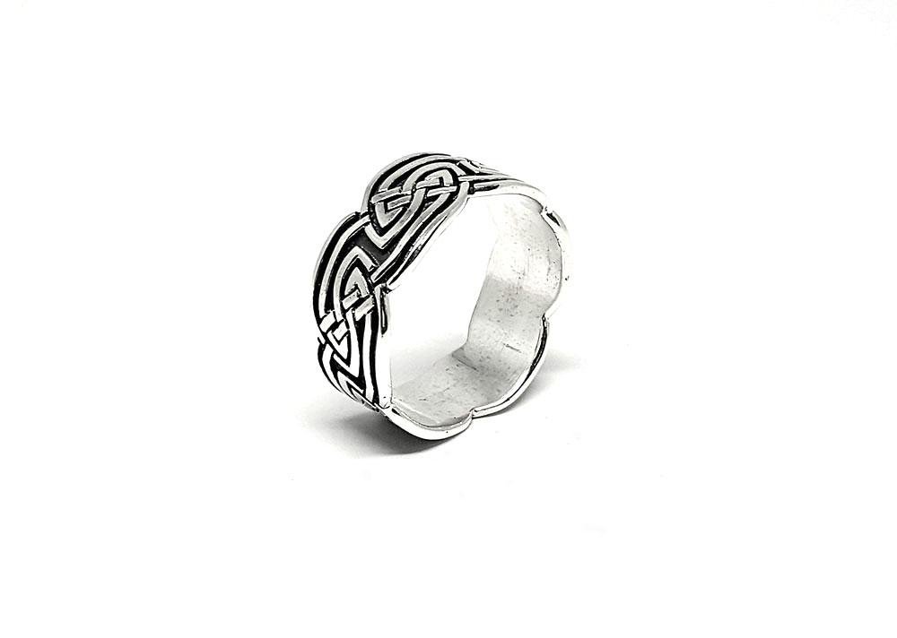 Inel Barbati Design Celtic La Femme Coquette