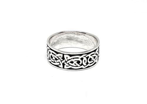 inel verigheta argint celtic