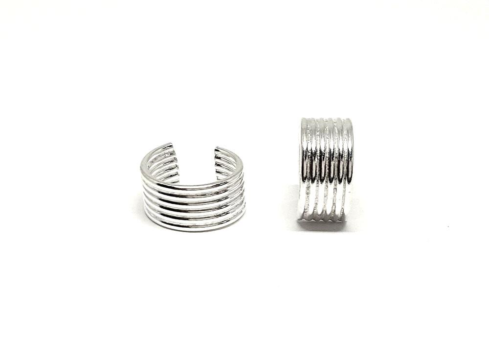 cercei ear cuff argint clasic