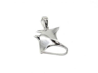 pandantiv pisica de mare argint
