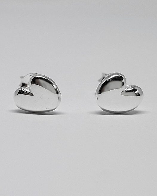cercei inimi fermecatoare argint