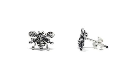 cercei albinute din argint