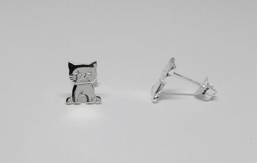 cercei micuti cu pisici