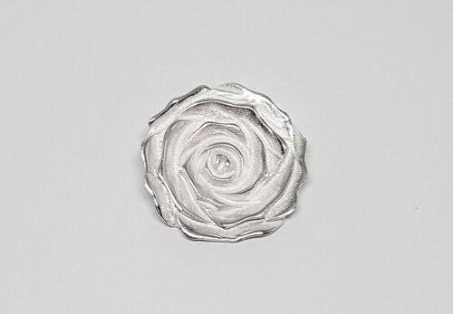 pandantiv trandafir special argint