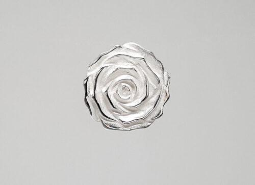 pandantiv trandafir aspect mat