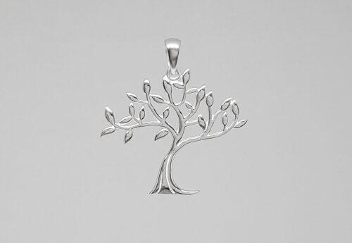 pandantiv argint sterling copac