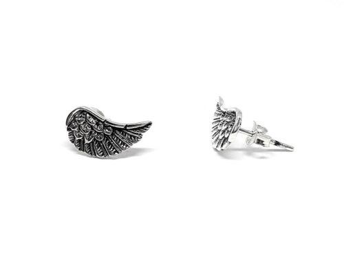 cercei aripi de inger din argint
