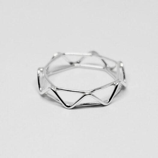 inel cu model geometric