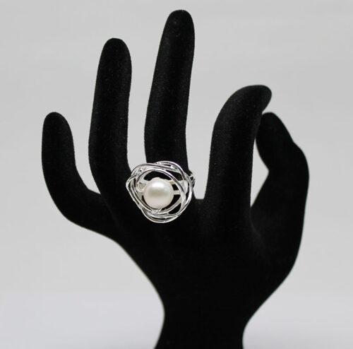 inel din argint sterling