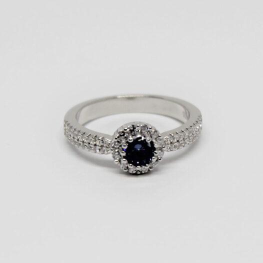 inel de logodna din argint